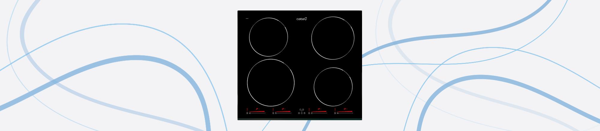 Placas - Placas de Inducción | CATA electrodomésticos