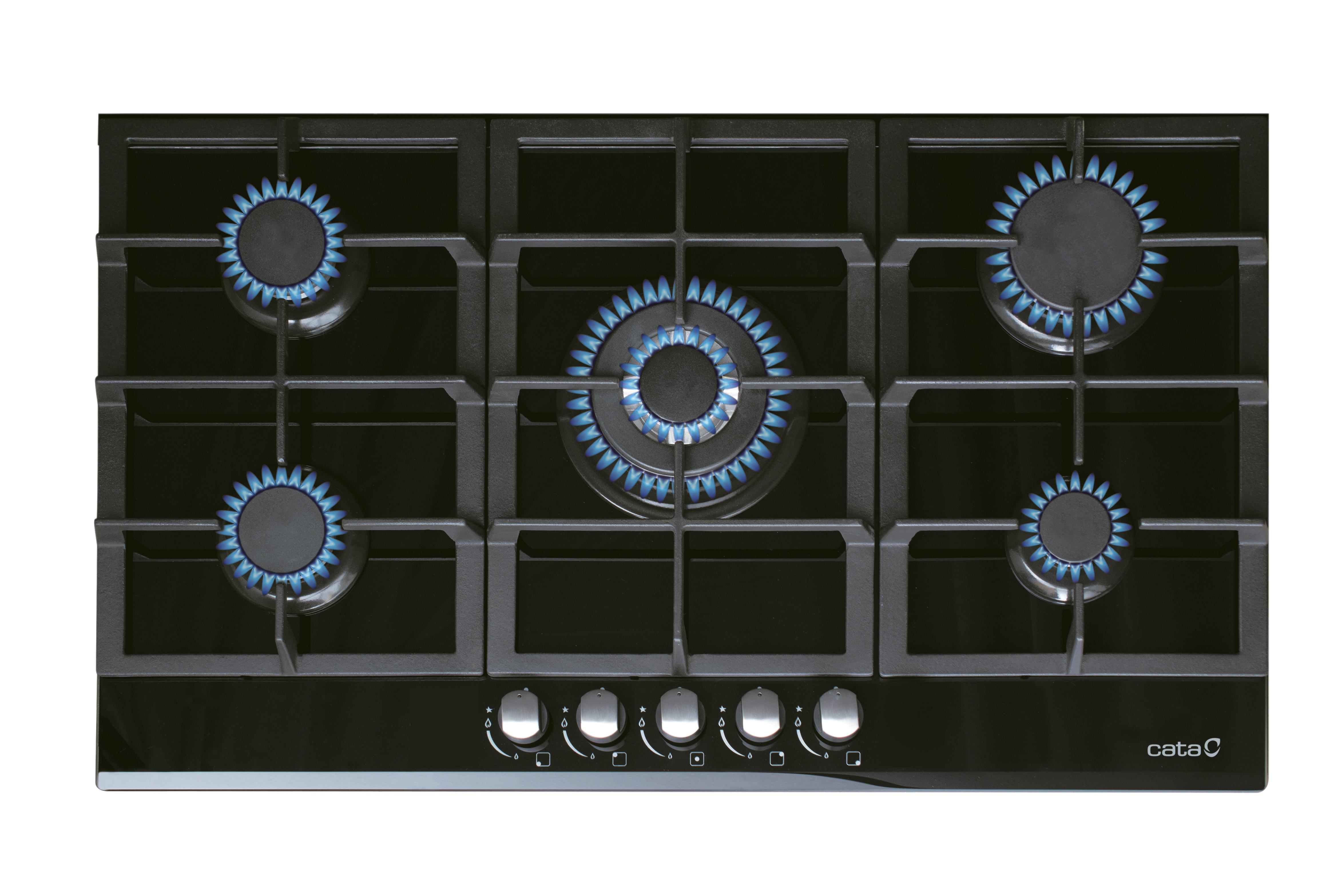 Lci 941 bk cata electrodom sticos - Placas de cocina de gas ...